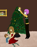 Merry CroMa Christmas by zaiduck