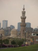 Cairo Skyline 4 by Magdyas