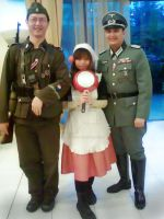 Hungary and Her Army? by Indonesia-tan