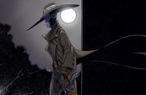 Cad Bane SW Insider Sept 2012 COLORS by Hodges-Art