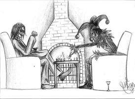 Jester and Joker in Chess by RafaConte