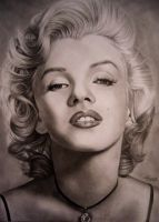 Marilyn Monroe by tomwright666