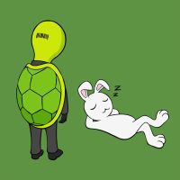 Hit-turtle by temperolife