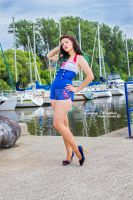 Sailor Pin-Up VIII by TommyBastien