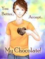 You Better Accept My Chocolate by dogo12