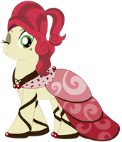 Cherry Jubilee by MintyStitch