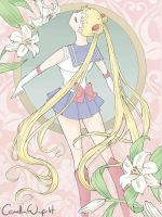 Sailor Moon by CamiiW