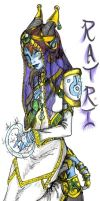 Ratri by HarbingerLoki