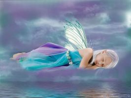 Sweet Dreams Little Fae by Paigesmum