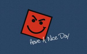 Have A Nice Day by marzocchi