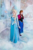 Frozen: Let's Do Magic! by DashaOcean
