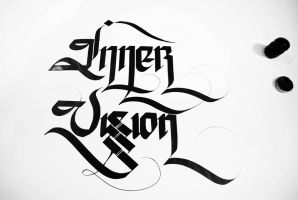 Inner Vision by sectiongraphix