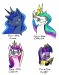 The Royal Pincenezzes by Snapai