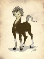 Ixion Colt by TheMushman