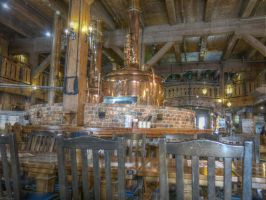 Inside Otaru Brewery by g-hennux