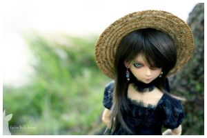 Straw hat by fairchildren