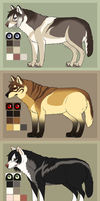 Quick adoptables 01 CLOSED by Insol