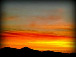 Fire in the Sky by Hayes-Designs