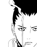 shikamaru by sharkn06