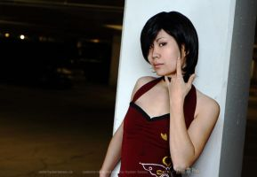 RE4 - Ada Wong 3c by Hyokenseisou-Cosplay