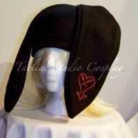 Hat: Heartless Bunny by taeliac