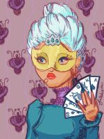 Royal Flush by fritchie