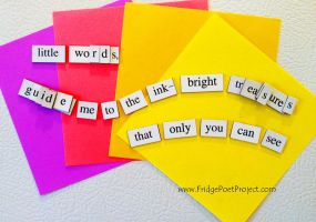 The Daily Magnet #165 by FridgePoetProject