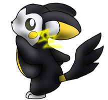 Emolga by ShidatheUmbreon