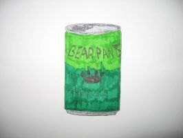 Bear Pants Rum + Cola by frostilicusfrost