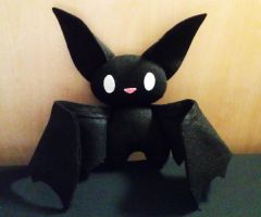 Scree the Bat by Arkeresia
