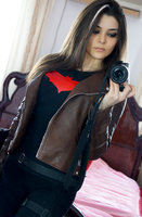 Jason Todd fem by MarikaGreek