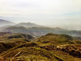 Mountain Landscape 2 by TheGerm84