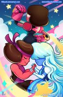 Steven Universe: Made of Love by Mikochi
