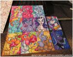 My Little Pony FIM ATC by MaryBellamy