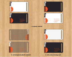 Business card by pavkeNS