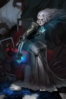 Witch by SonyaM