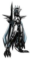 Guardian Commander Arion by RejectoftheRifts