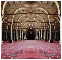 Amr Ibn El-Aas Mosque by mido4design