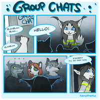 Group Chats by Neotheta