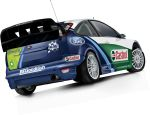 Ford Focus RS World Rally by wakdor