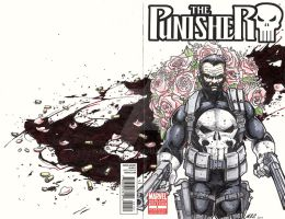 Punisher 1 MHC variant by artildawn
