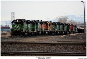 50 Axles and a Lot of HP by hunter1828