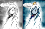 Adventure Time: ROTP Test manga by parrishbroadnax