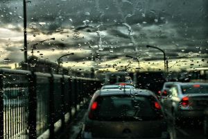 Traffic is crying by trmustapha