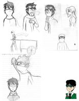 Another Sketchdump by shadowfire125