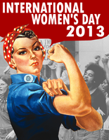 International Women's Day Poster by Party9999999