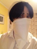 Levi makeup test by Riddlee-Mee-Thiss