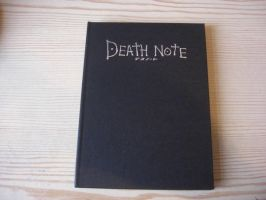 Deathnote by Stock-Karr