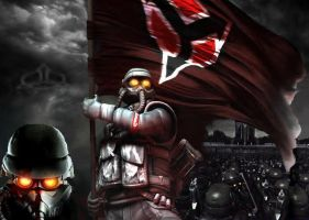 The Black and Crimson Tide by FlyingCommunistMonky