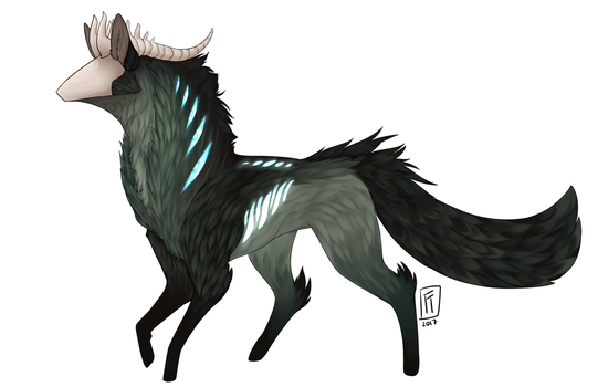 Fenris Lord Form by FiendsTooth